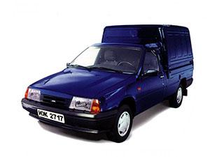 ИЖ 2717 2 дв. фургон 27171