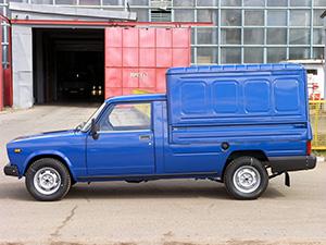 ИЖ 2717 2 дв. фургон 27175