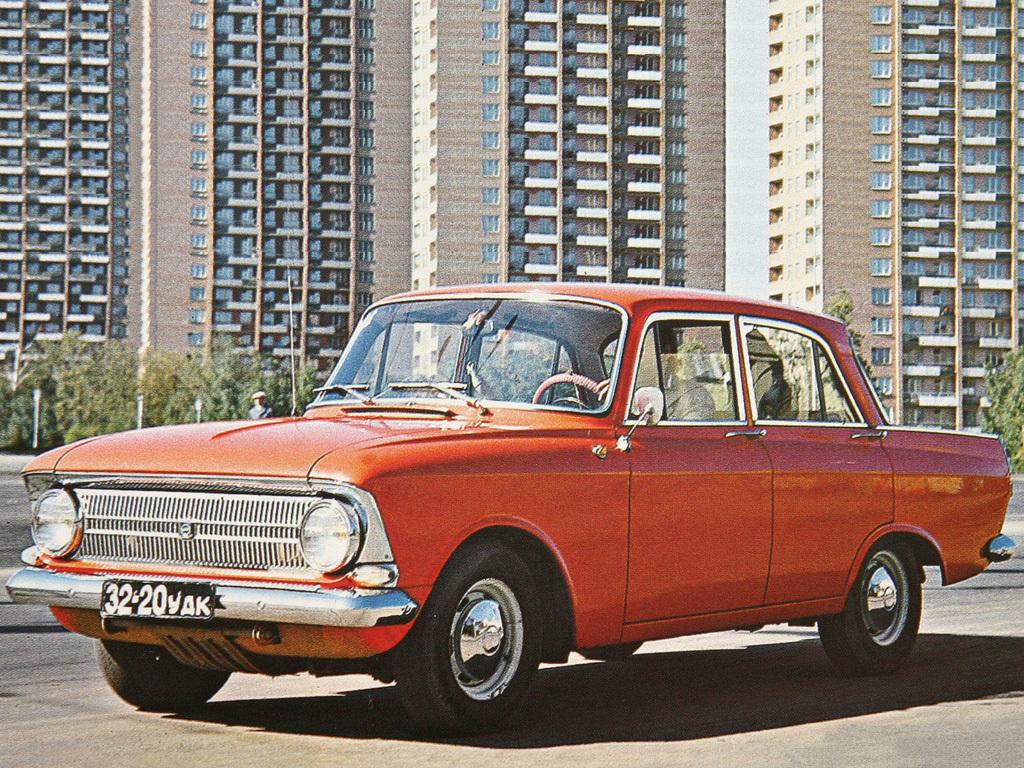 ИЖ (IZH) 412 1967-1969 г.