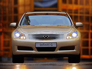 Infiniti G35 4 дв. седан G35