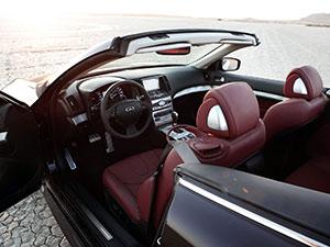 Infiniti G37 2 дв. кабриолет G37 Cabrio