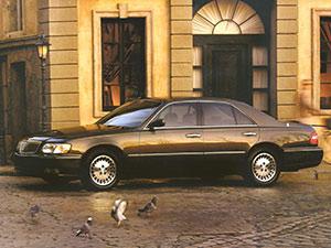 Infiniti Q45 4 дв. седан Q45