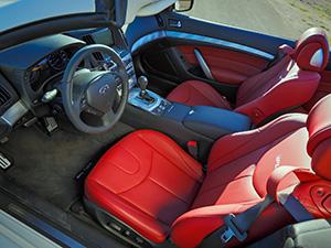 Infiniti Q60 2 дв. кабриолет Q60