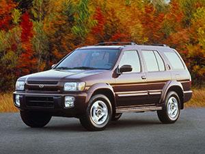QX4 с 2001 по 2003