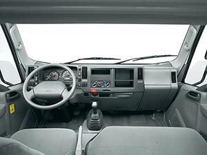 Isuzu NLR85 2 дв. фургон NLR85