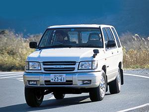 Технические характеристики Isuzu Bighorn 3.2 4WD 1998-2002 г.