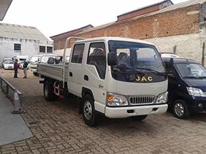 JAC HFC 1040 2 дв. бортовой HFC 1040