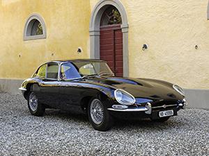 Jaguar E-Type 2 дв. купе E-Type