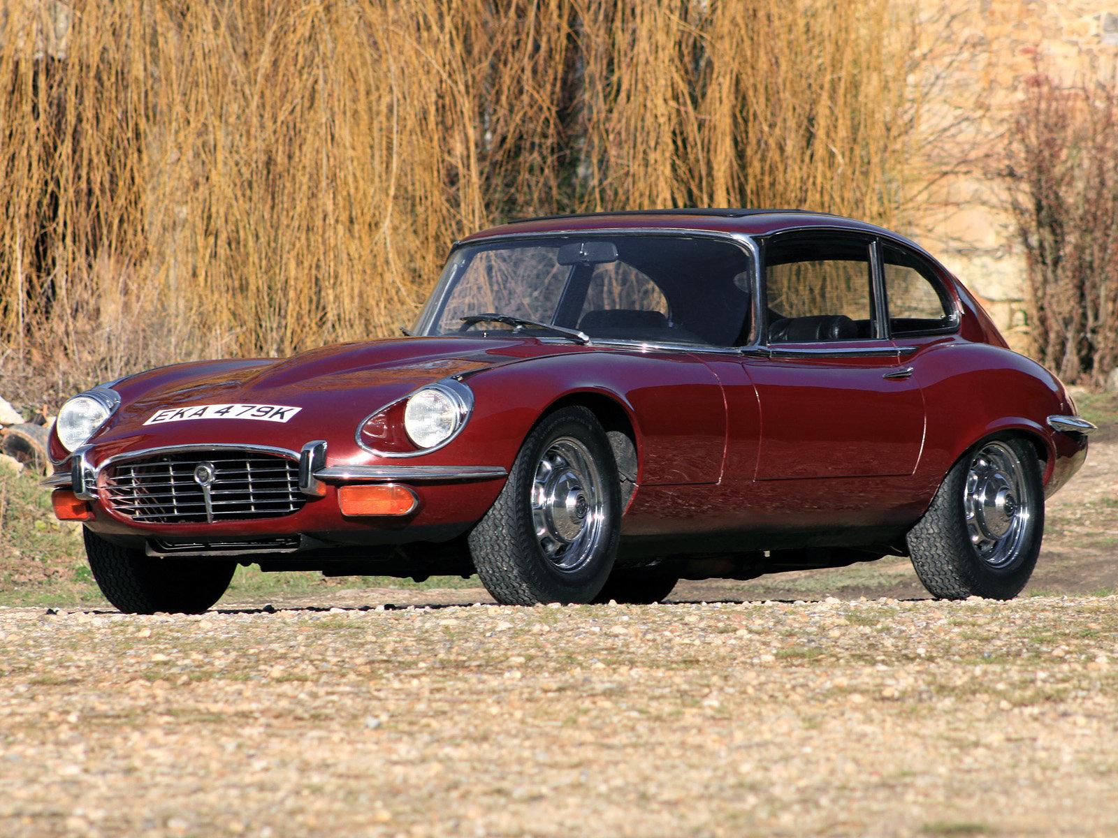 Jaguar (Ягуар) E-Type 1971-1973 г.
