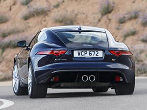 Jaguar F-Type 2 дв. купе F-Type