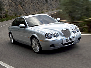 Jaguar S-Type 4 дв. седан S-Type
