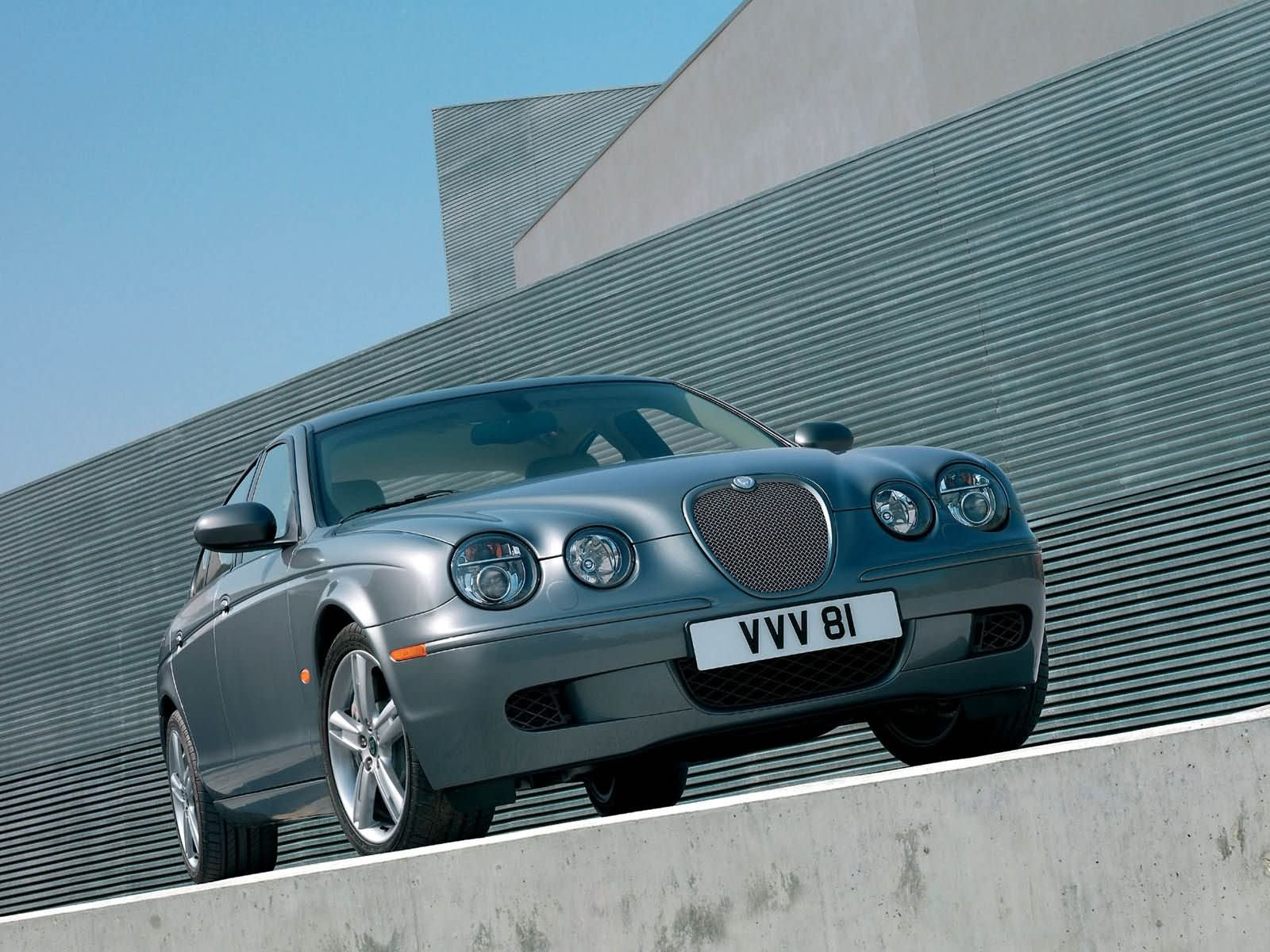 Jaguar (Ягуар) S-Type 2004-2007 г.