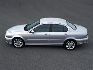 Jaguar X-Type 4 дв. седан X-Type