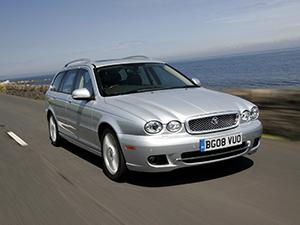 Jaguar X-Type 5 дв. универсал X-Type Estate