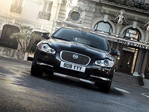 Jaguar XF 4 дв. седан XF