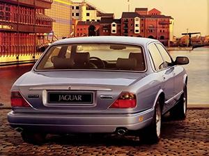 Jaguar XJ 4 дв. седан XJ