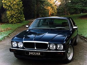 Jaguar XJ12 4 дв. седан XJ12