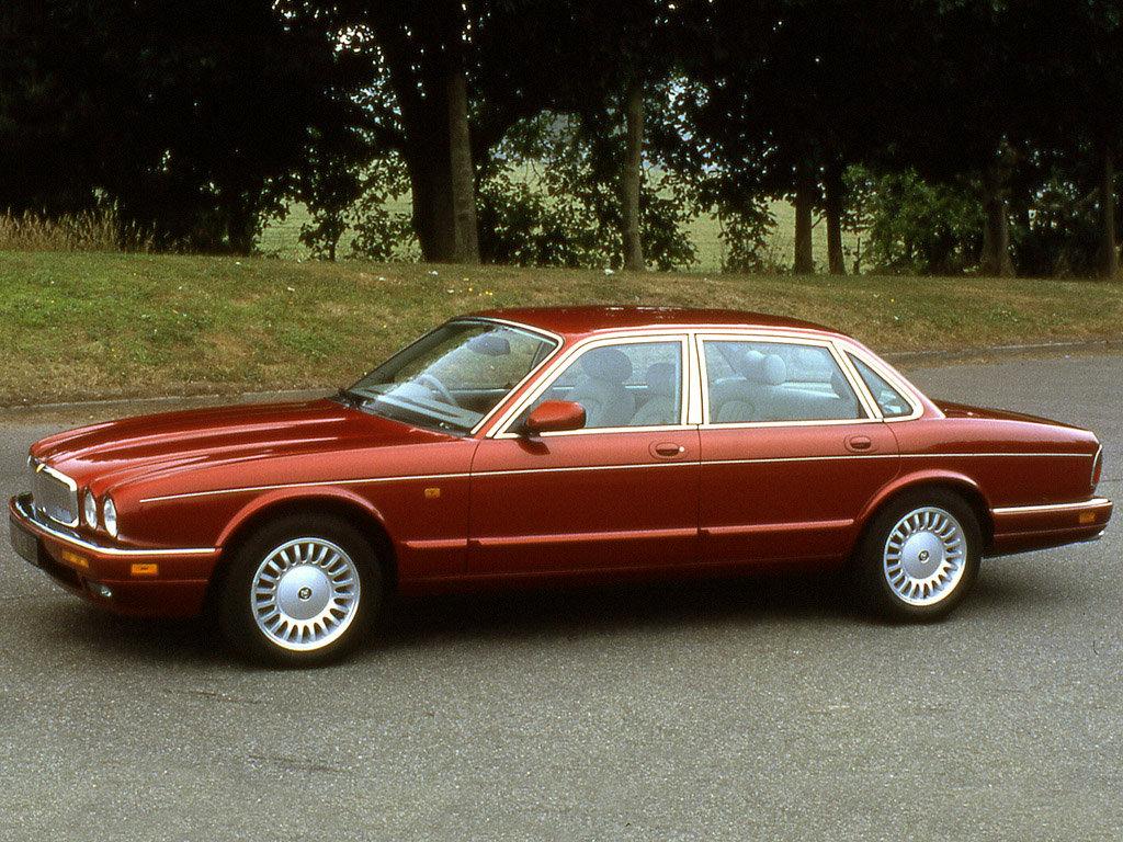 Jaguar (Ягуар) XJ12 1993-1994 г.