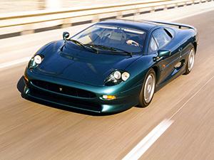 Jaguar XJ220 2 дв. купе XJ220