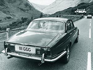 Jaguar XJ6 4 дв. седан XJ6