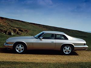 Jaguar XJS 2 дв. купе XJS