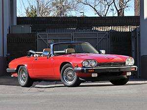 Jaguar XJS 2 дв. кабриолет XJS Cabrio