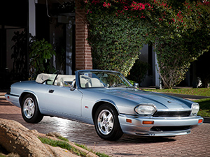 Jaguar XJS 2 дв. кабриолет XJS Convertible