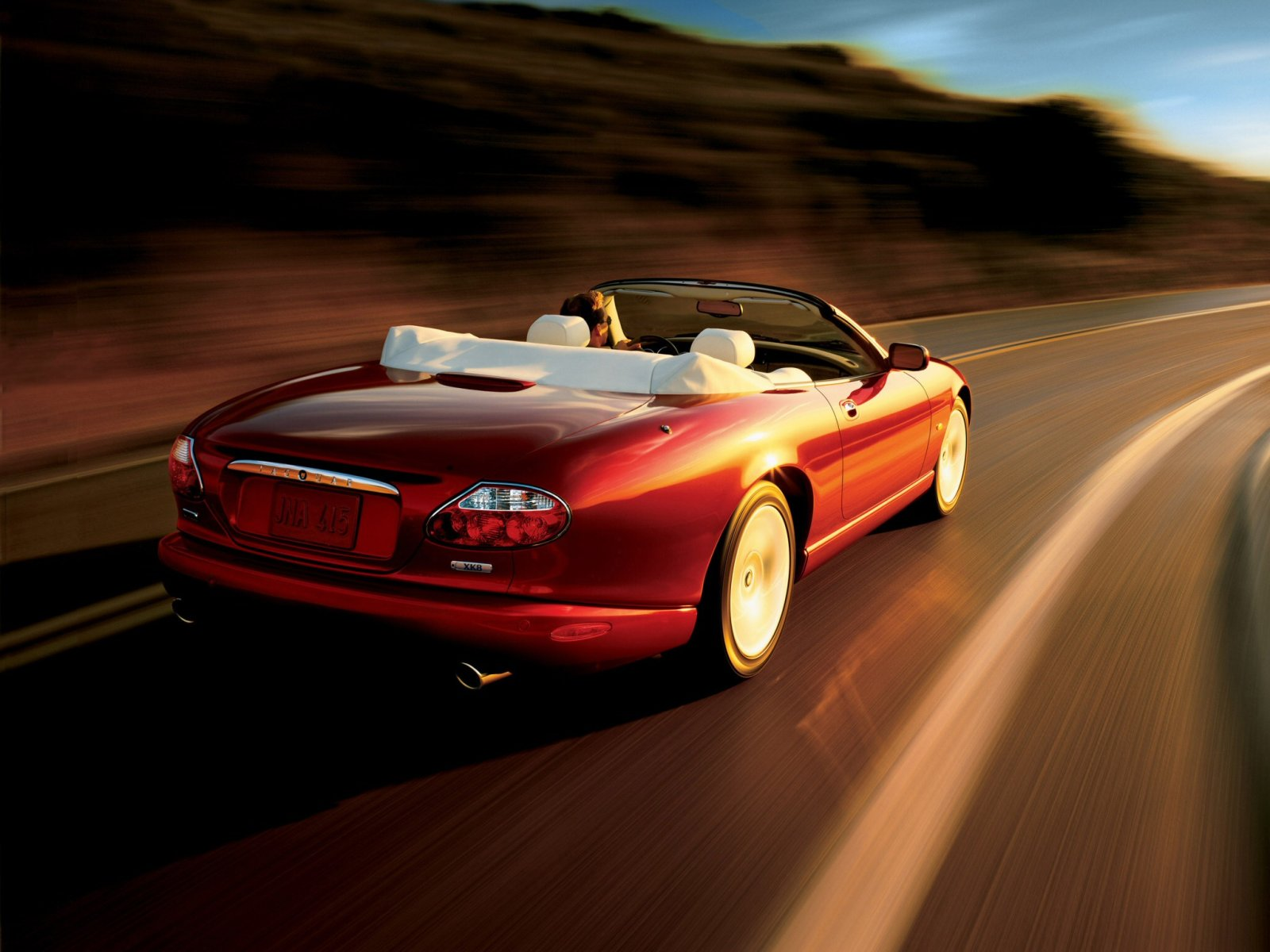 Jaguar (Ягуар) XK 2002-2006 г.
