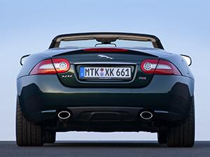 Jaguar XK 2 дв. кабриолет XK