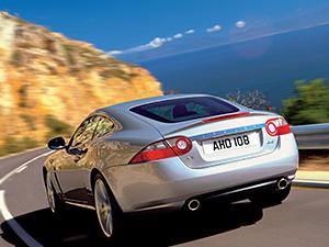 Jaguar XK 2 дв. купе XK