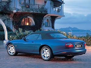 Jaguar XK8 2 дв. кабриолет XK8