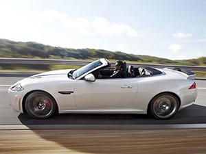 Jaguar XKR 2 дв. кабриолет XKR