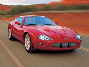 Jaguar XKR 2 дв. купе XKR