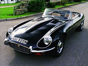 Технические характеристики Jaguar E-Type