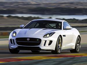 Технические характеристики Jaguar F-Type