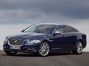 Технические характеристики Jaguar XJ