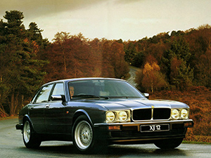 XJ12 с 1993 по 1994