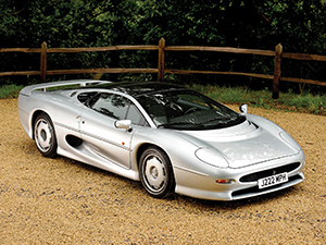 XJ220 с 1991 по 1994