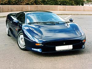 Технические характеристики Jaguar XJ220
