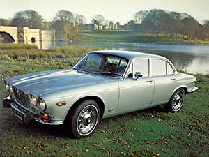 Технические характеристики Jaguar XJ6 4.2 1973-1979 г.