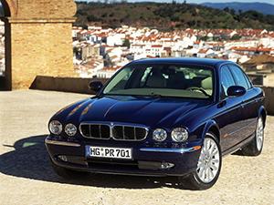 Технические характеристики Jaguar XJ6