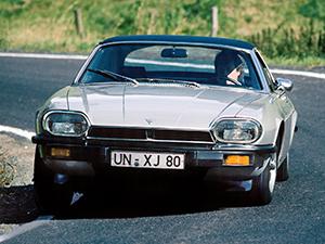 Технические характеристики Jaguar XJS V12 1982-1996 г.