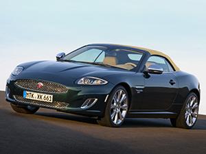 Технические характеристики Jaguar XK