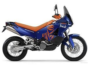 Ява 125 эндуро Dakar