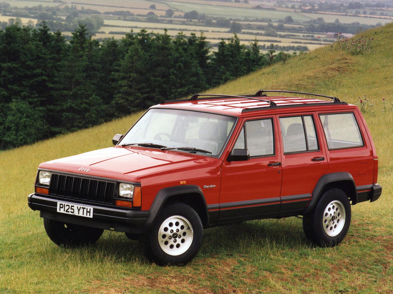 jeep cherokee 2 1 td 5 5 1989 1994. Black Bedroom Furniture Sets. Home Design Ideas