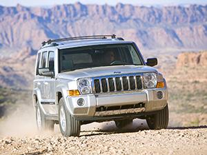 Jeep Commander 5 дв. внедорожник Commander