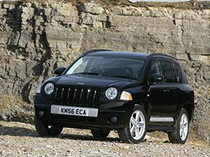 Jeep Compass 5 дв. внедорожник Compass