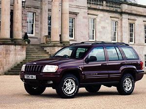 Jeep Grand Cherokee 5 дв. внедорожник Grand Cherokee