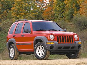 Jeep Liberty 5 дв. внедорожник Liberty