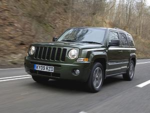 Jeep Patriot 5 дв. внедорожник Patriot